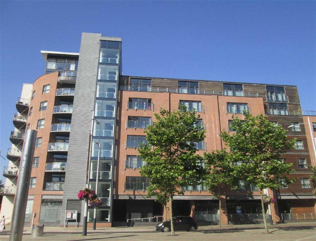 Excelsior Apartments, Princess Way, Swansea, SA1 3LQ